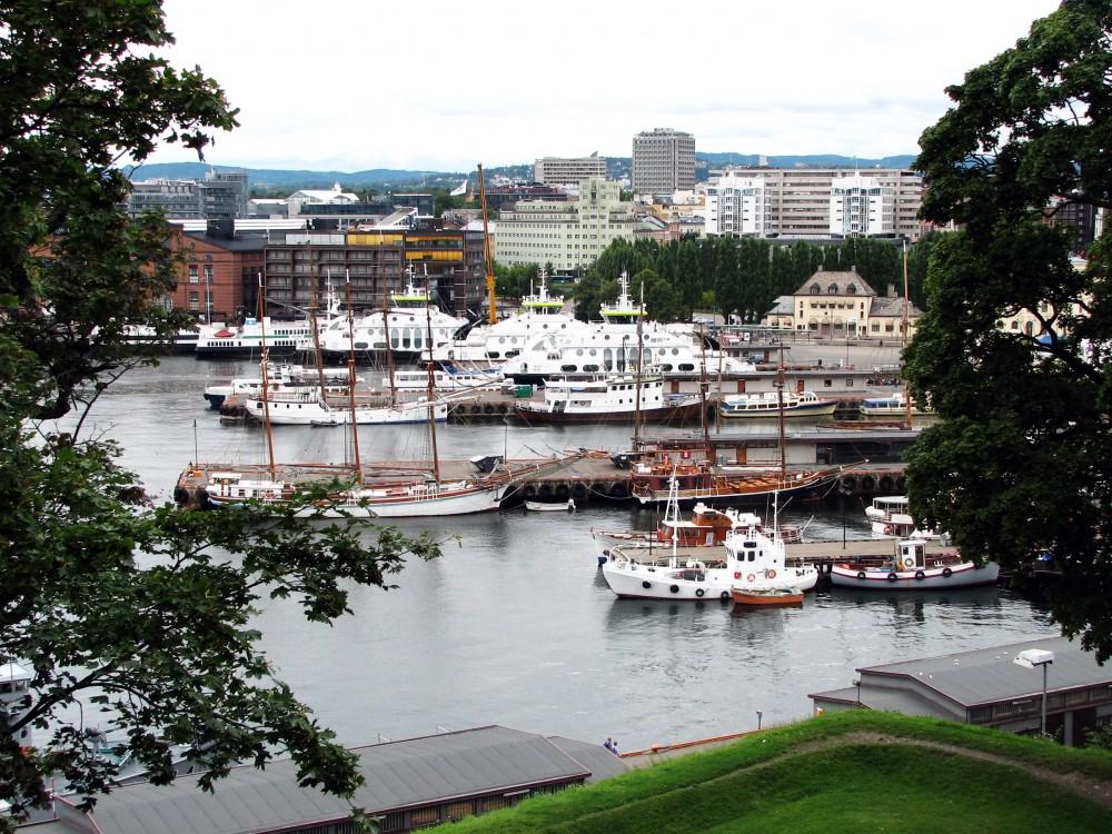 осло фото норвегия