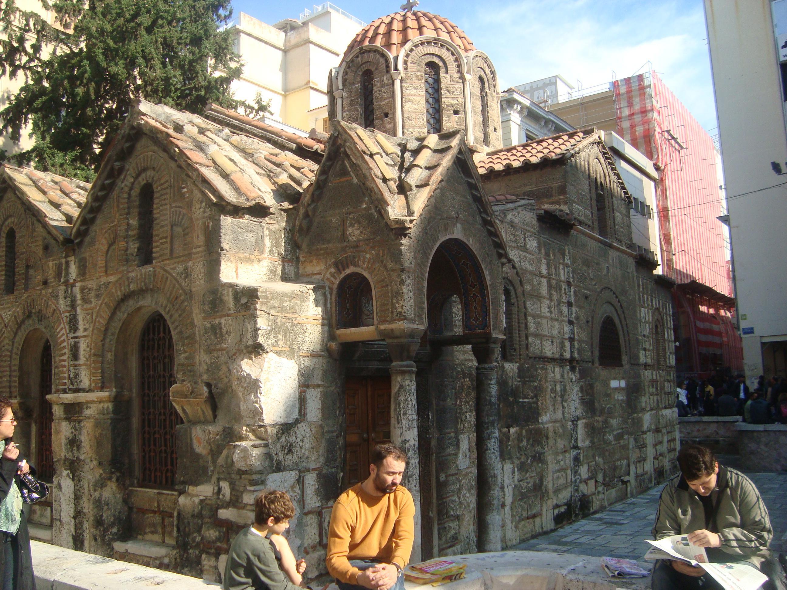 Шопоголический уикенд в Афинах