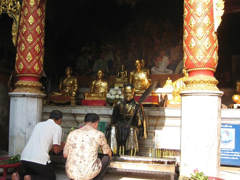 Храм на горе, устремленный к ангелам.