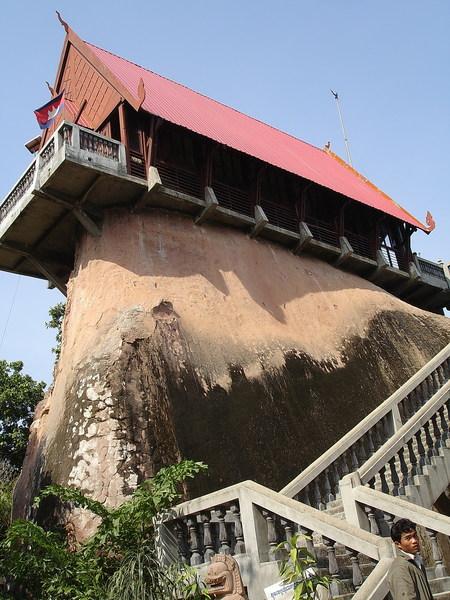 Нехожеными тропами Камбоджи