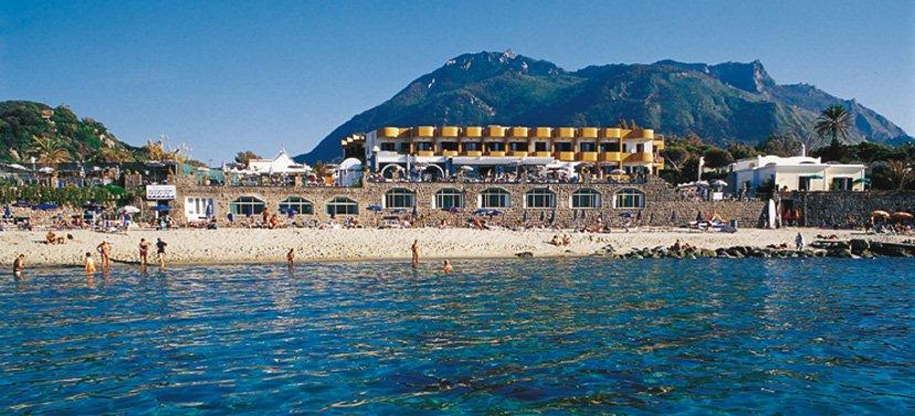 Отель Terme Tritone 4 Италия о Искья Искья Форио