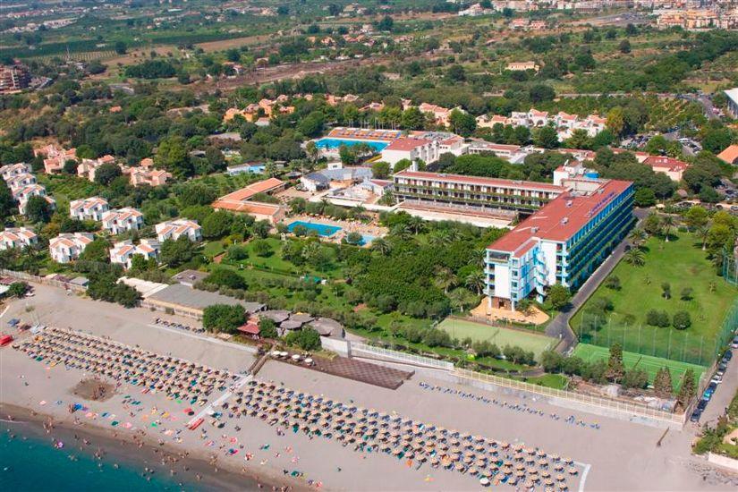 Naxos beach resort 4 - Villaggio giardini naxos all inclusive ...