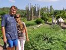 Саграда и домики парка Гуэль