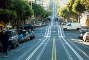 Утренние улицы Сан Франциско