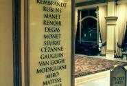 Краткий перечень авторов представленных в галерее картин :)