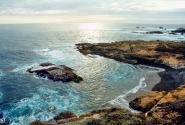 Тихий океан, окрестности Монтерея