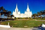 Мормонская церковь в Сан Диего