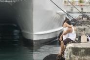 в порту Папеэте