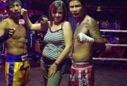 Может попробовать себя в тайском боксе?