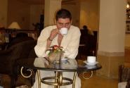 Чай в перерыве между процедурами - то, что доктор прописал