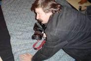 Александр Тягны-Рядно, ныне известный фотограф (снимок из интернета)
