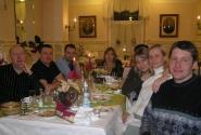 За ужином в Мерано