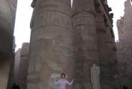 колоны Карнакского храма