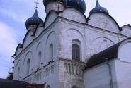 Рождественский собор - старейшее здание Суздаля. XII век.