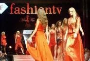 Дефиле участниц Miss Fashion TV  в Марокко