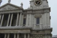 Часы на соборе Св. Павла