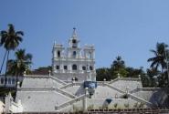 Церковь Непорочного Зачатия в Панаджи. Гоа