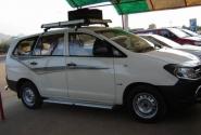 Наше средство передвижения по Индии