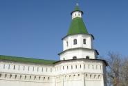 Дамасская башня крепостной стены