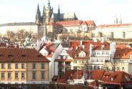 Собор Св.Вита в центре Пражского Града
