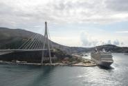 Порт города Дубровник