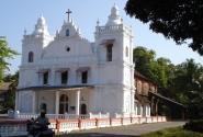Церковь в поселке Кавелоссим