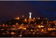 Рассвет над Кито