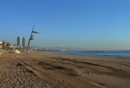 Барса, пляж тен оклок