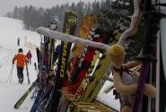 Хранитель лыж