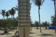 Памятник вёдрам в Абу-Даби. Очень актуально