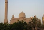 Мечеть напротив нашего дома