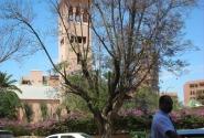 Вид из МакДоналдса (Марракеш. Центр)