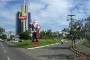 Бразилия. Столица штата Гояс - город Гояния