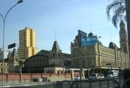 железнодорожный вокзал Сан-Пауло