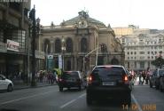 знаменитое здание театра