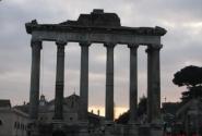 Закат на руинах Римской Империи