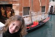 Просто мы с  Венецией