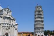 Падающая башня Пизы