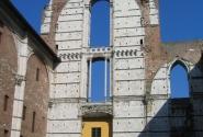 Древний город Сиена