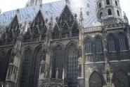 Главный кафедральный Собор Вены – Собор Св. Стефана