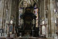 Интерьер собора Святого Стефана