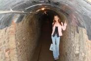 Все, что смог запечатлить мой фотоаппарат на экскурсии по каменоломням и в Seegrothe