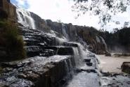 Водопад.Экскурсия в Далат
