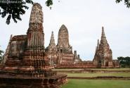 древняя столица Таиланда
