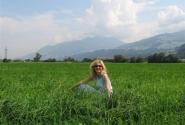 зеленая-зеленая трава