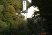 церковь в горах, где проходило венчание