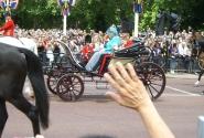 Ее Величество Королева Великобритании Елизавета II