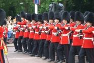 Бравые гвардейцы Королевы