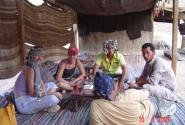Пресловутое бедуинское гостеприимство
