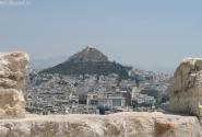 Отсюда Афины - как на ладони!